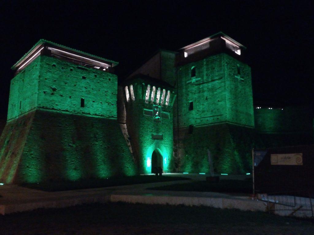 Castel Sismondo, Rimini, Italy