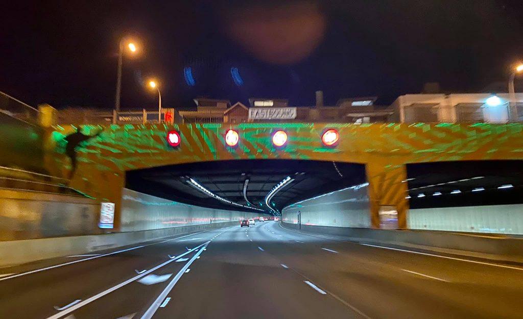 Graham Farmer Freeway Tunnel entry_Perth