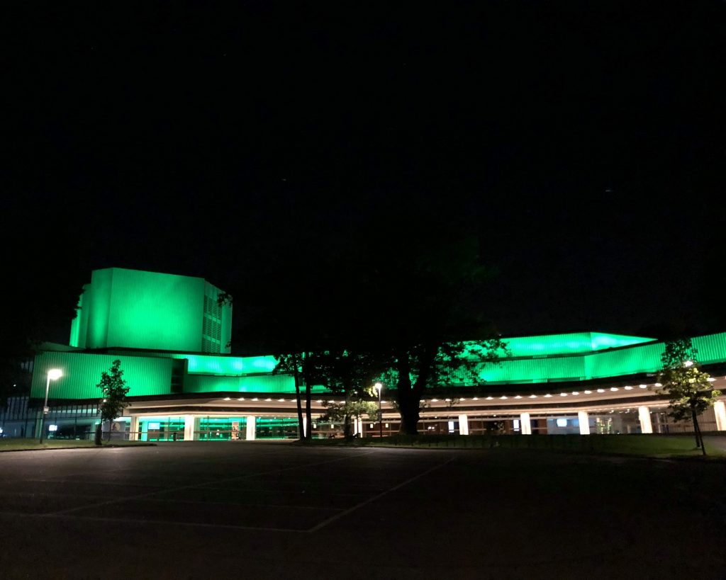 Helsingin kaupunginteatteri, Helsinki, ©️Kaisa Sarkkinen