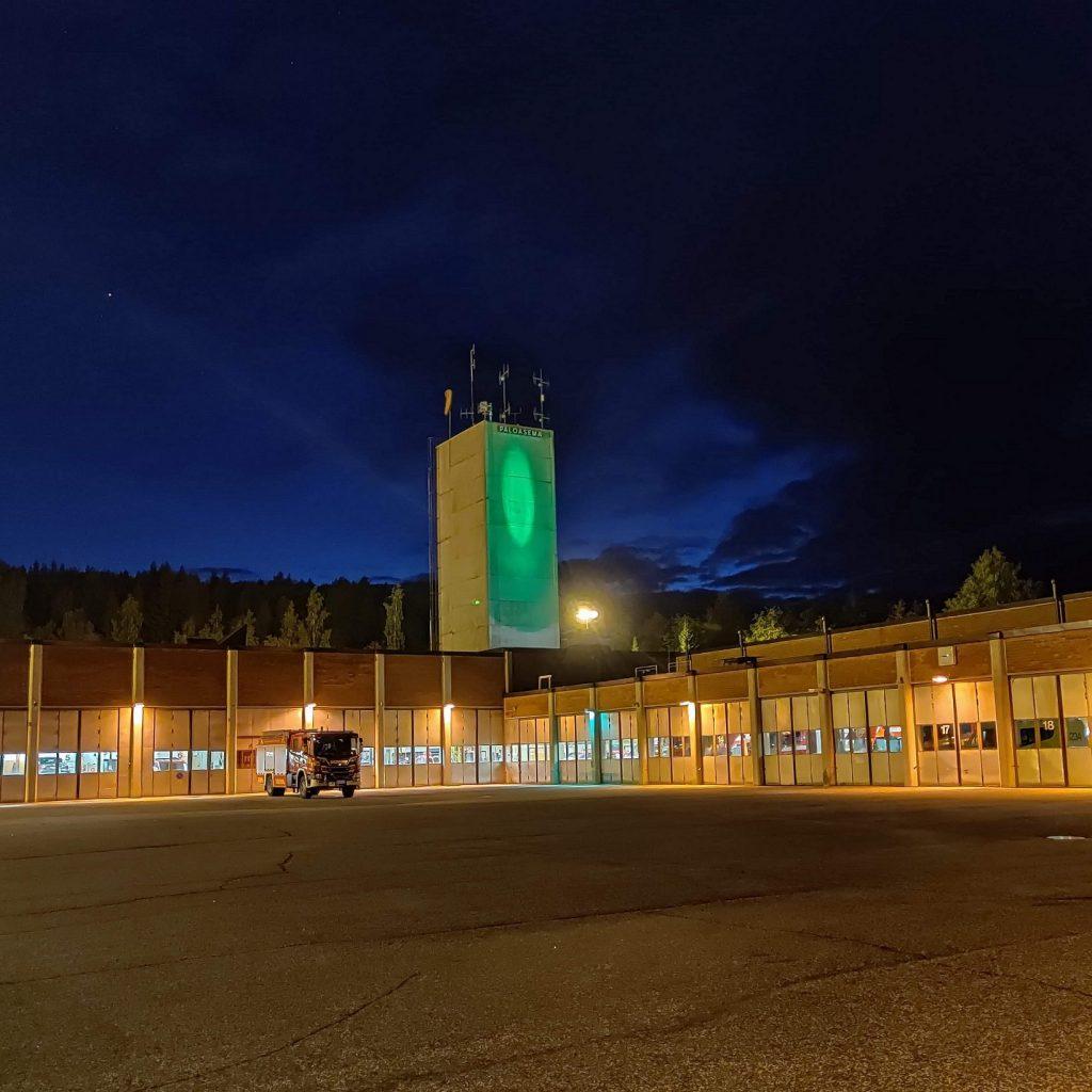 Kuopion paloasema, Kuopio, ©️Johanna Nuutinen