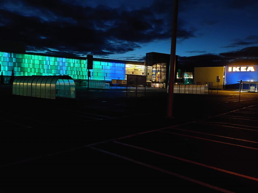 Matkus Shopping Center & IKEA, Kuopio, ©️Johanna Nuutinen
