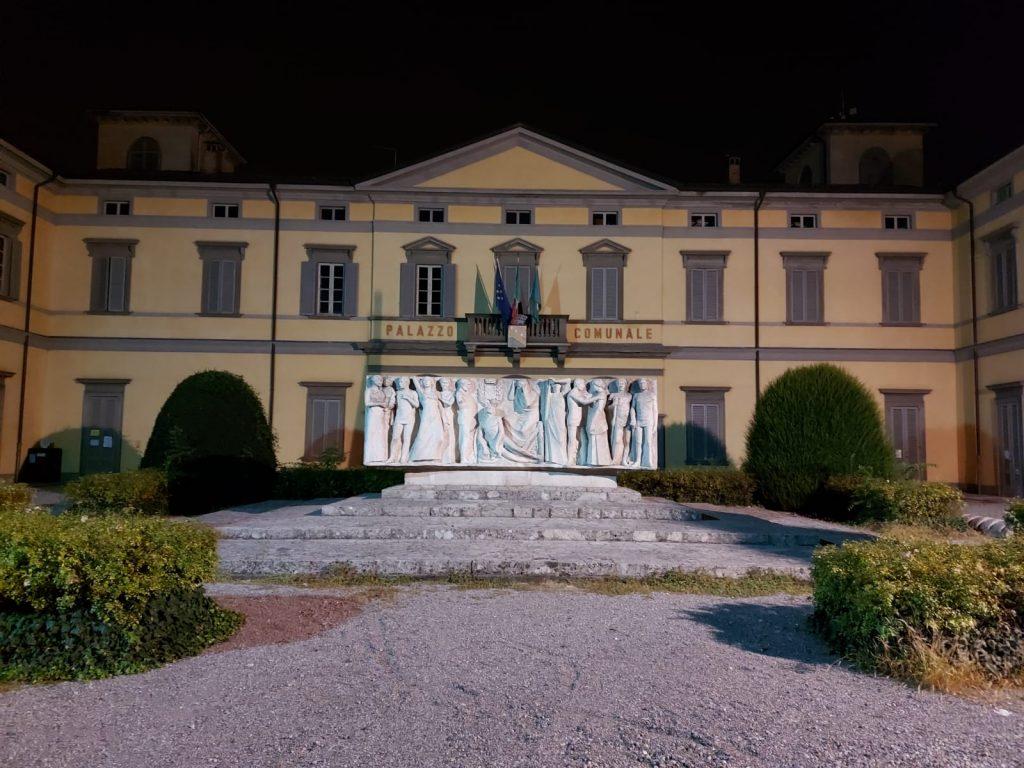 Town Hall Stezzano (Bergamo), Italy